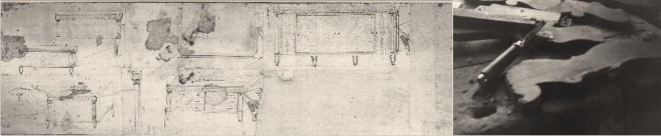 Mobili antichi restaurati for Stili mobili antichi