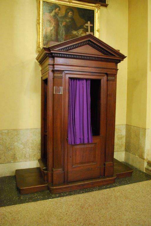besana restauro di confessionali